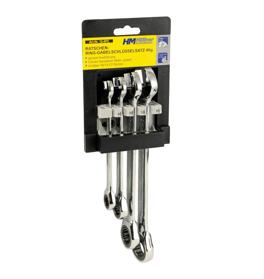 12 4PC kljuci z ragljo