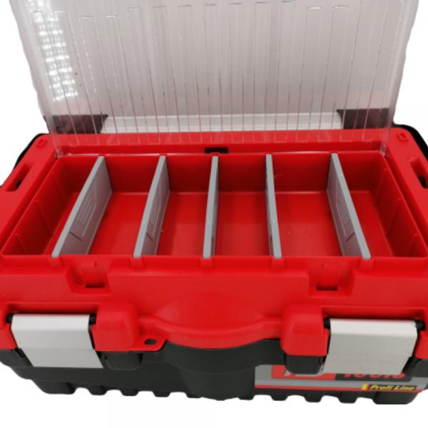 Kovček za orodje škatla carbo RS 500FLEX 5