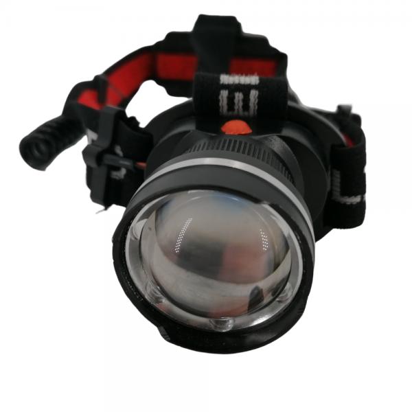LED naglavna baterijska svetilka 6W 1527 3