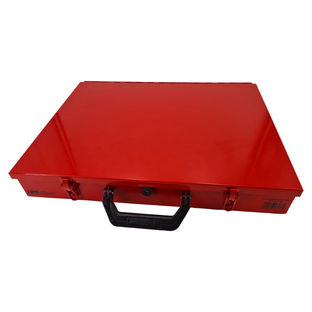 SORTIRNI KOVCEK SKATLA BOX KOVINSKI 450X345X68 SK23 5