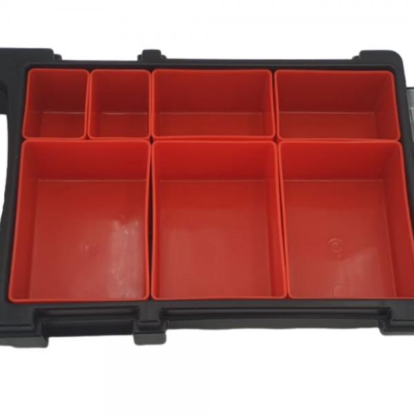 Sortirni kovček škatla 7 predalov UK7 2 1