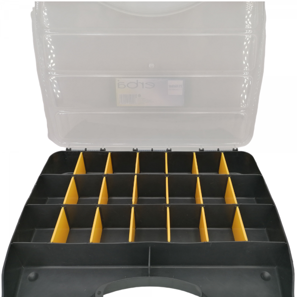 Sortirni kovček škatla box 21 predalov 02135 3