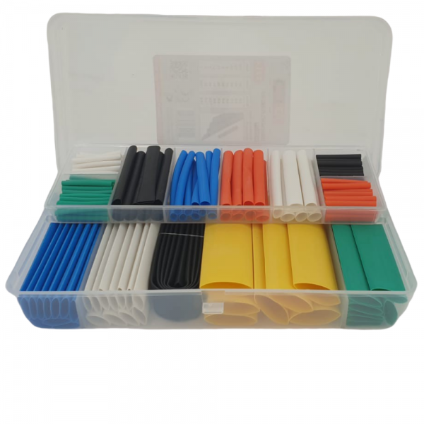 Termoskrčljive cevke box 171 delni set TSC 171 1