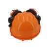 Zaščitna čelada z glušniki in zaščitnim vizirjem ZS B956 4