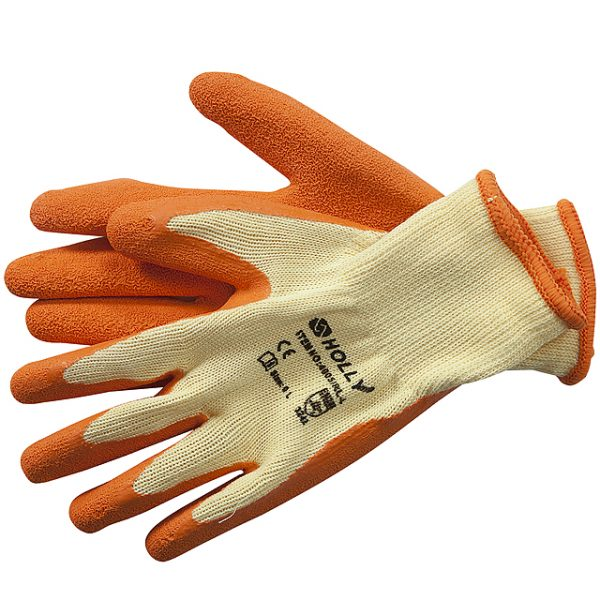 rokavice RL L oranzne