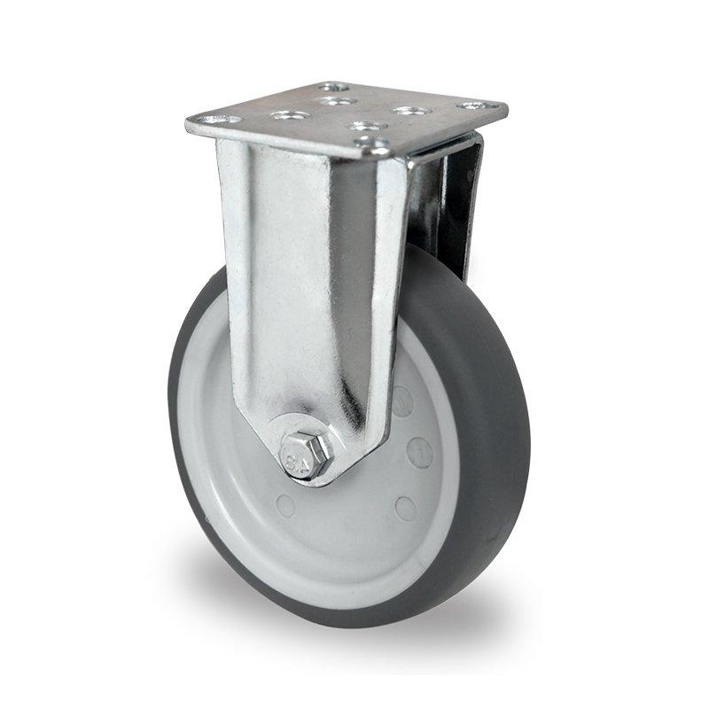 stabilno kolo cascoo apparatus r 100 mm termoplasti 269 na guma tpr 1