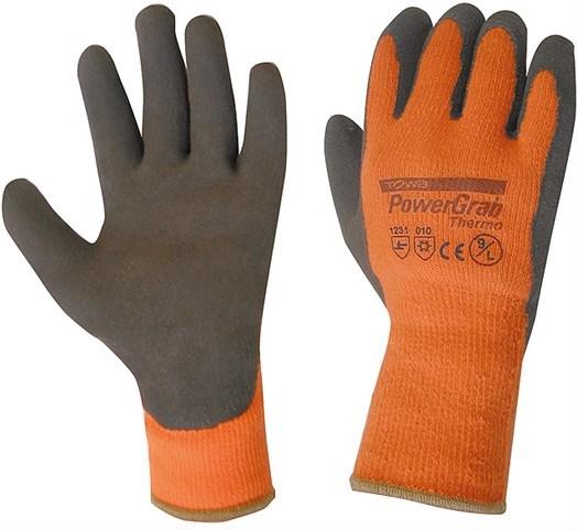 zascitne delovne rokavice power termo grab
