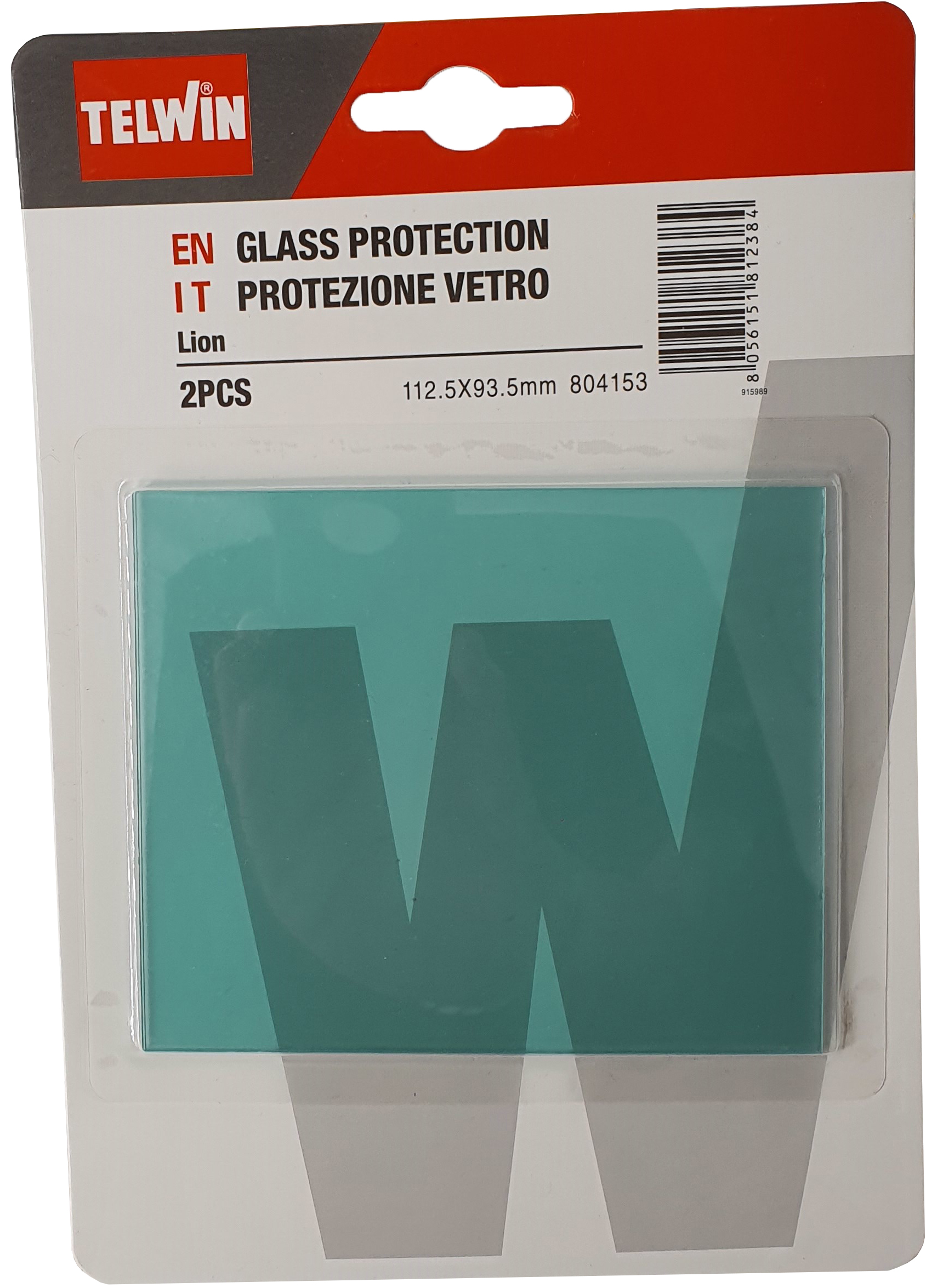steklo za masko Lion 804153
