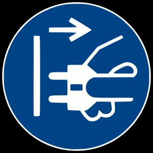 simbol izklop 1