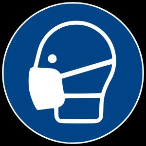 simbol maska 1