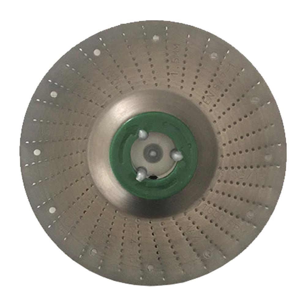 Roto raspa 125 1.5 mm HR